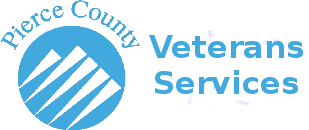Pierce County Veterans Services : Logo and Link