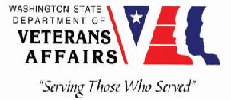 Washington State Department of Veterans Affairs : Logo and Link